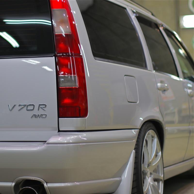 ボルボ V70R
