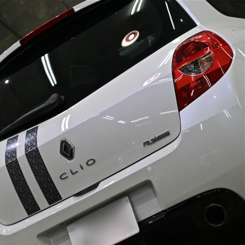 ルノー CLIO・RSゴルディーニ