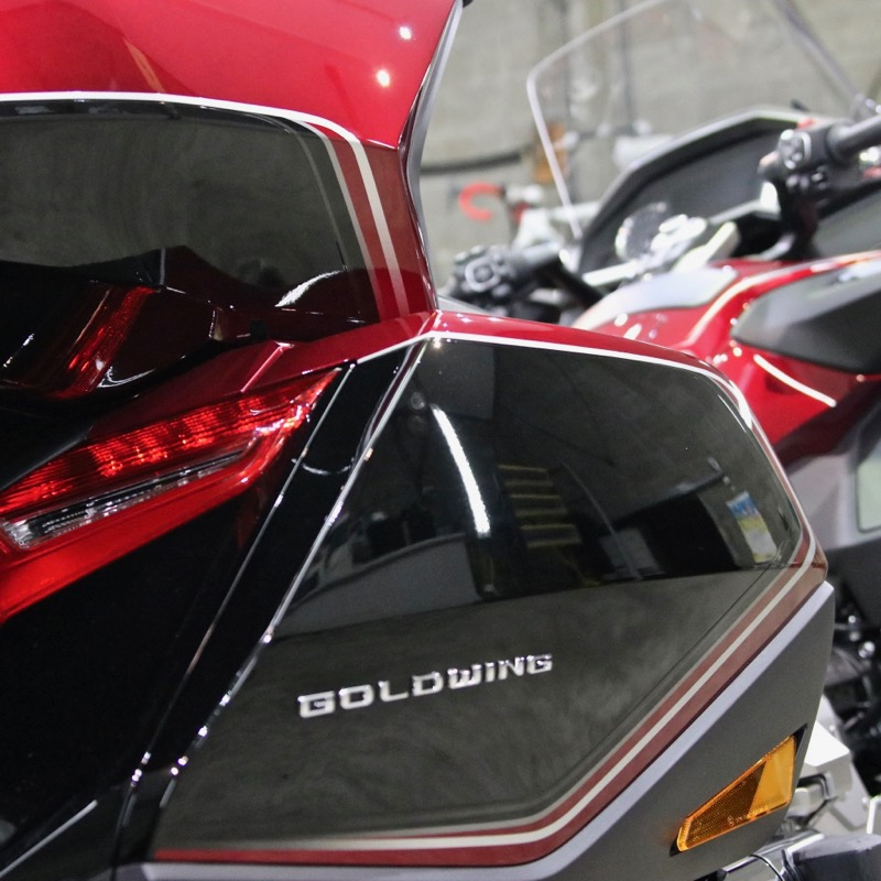 ホンダ GOLD WING Tour