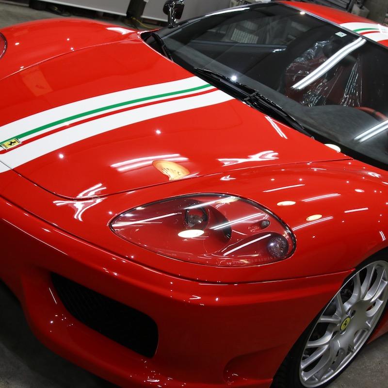 フェラーリ 360モデナCS