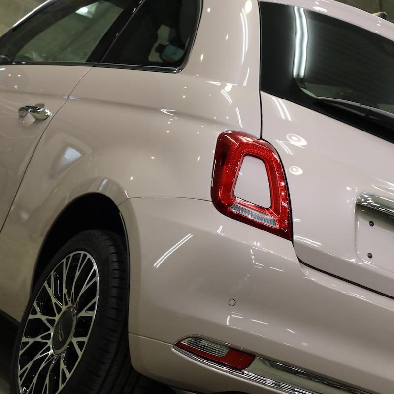 FIAT 500 Irresistibile