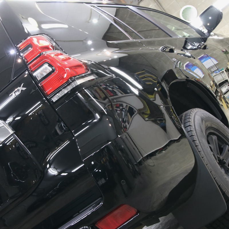 トヨタ LCプラド・TX