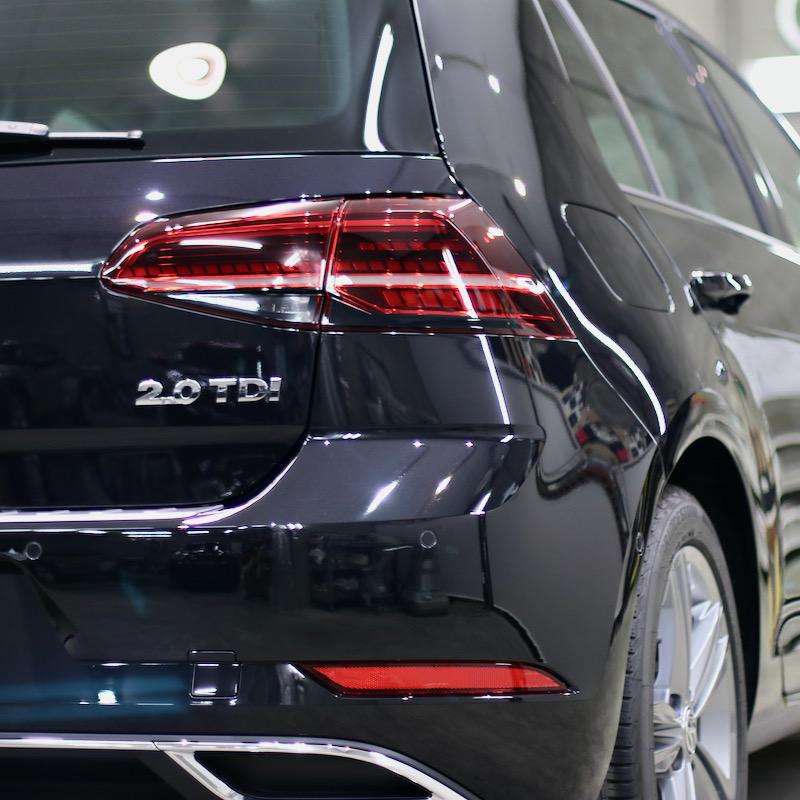VW GOLF/2.0TDI