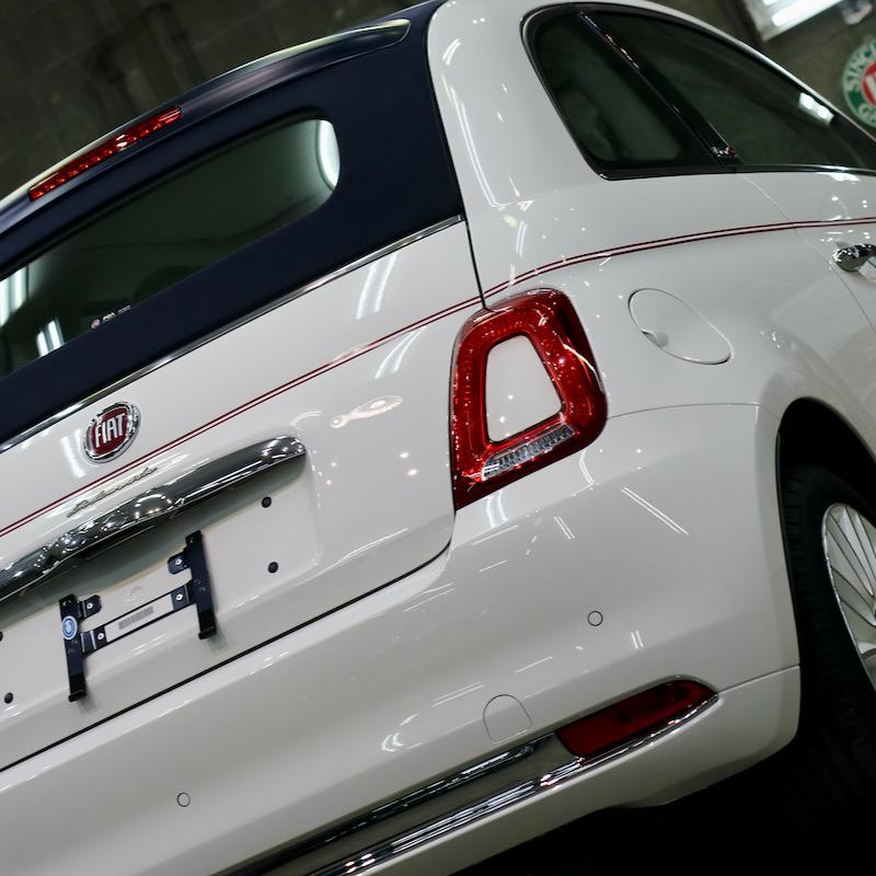 FIAT 500C/DOLCEVITA